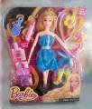 Búp bê Barbie thời trang nhiều phụ kiện