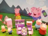 Đồ chơi trang trí nội thất ngôi nhà Peppa Pig