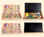 Bảng tính toán học đa năng giúp bé làm quen với số và các phép tính