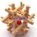 Đồ chơi bằng gỗ - Khóa thông minh LG009