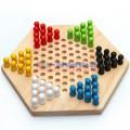Đồ chơi trẻ em bằng gỗ cờ lục giác LG013