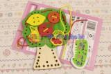 Bộ luồn hạt trái cây LH017