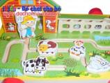 Bộ luồn hạt nông trại vui vẻ LH019