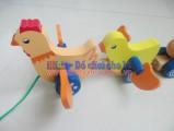 Xe gà kéo trứng VD005