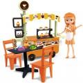 Đồ chơi Food Cart - Cửa hàng cà phê di động