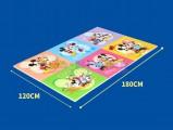 Thảm xốp ghép hoạt hình Mickey TTN005