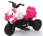 Xe máy điện Hello Kitty điệu đà cho bé
