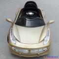Xe ô-tô điện XDK005 3 màu thời trang cho bé