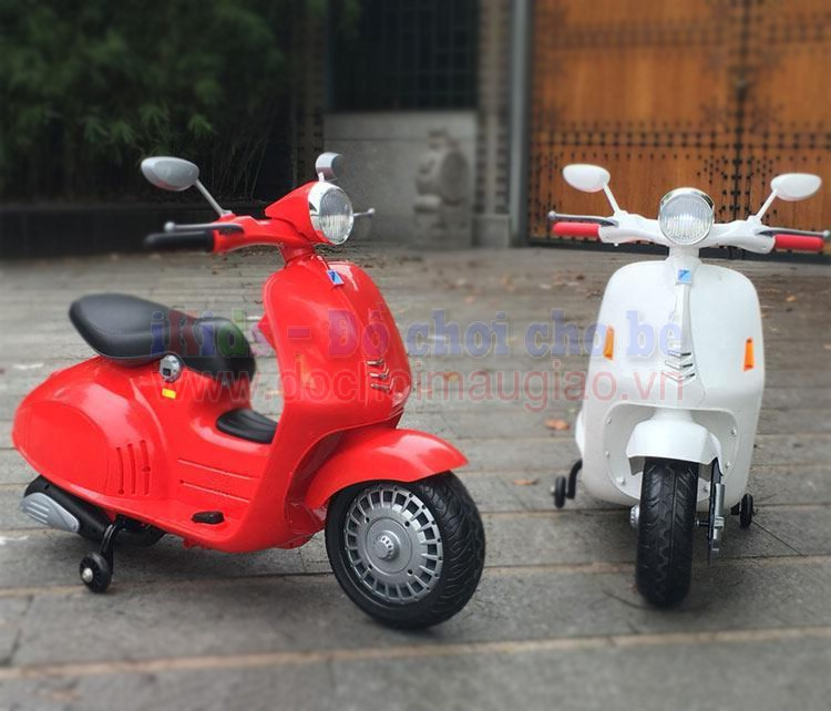 xe may dien vespa tre em cao cap yh8820 dochoimaugiao vn 10