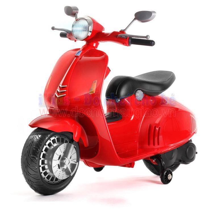 xe may dien vespa tre em cao cap yh8820 dochoimaugiao vn 11