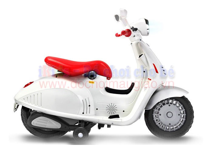 xe may dien vespa tre em cao cap yh8820 dochoimaugiao vn 4