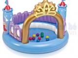 Nhà chơi lâu đài INTEX 48669 cho bé từ 3 đến 6 tuổi