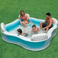 Bể bơi phao gia đình ghế tựa 56475