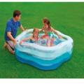 Bể bơi phao ngũ giác cho bé Intex 56495