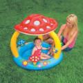 Bể bơi phao mái che hình nấm Intex 57407