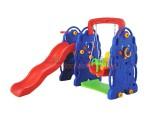 Bộ cầu trượt liên hoàn hình chú voi cho bé yêu
