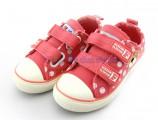 Giày Basket họa tiết chấm bi dành cho bé gái