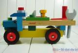 Bộ lắp ghép mô hình xe tải Janod JA022