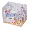 Nhà búp bê DIY - Bedroom so cute