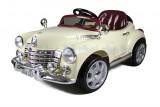 Xe ô tô điện trẻ em HJ-8888 phong cách cổ điển sang trọng cho bé