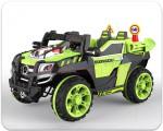 Xe ô tô điện trẻ em - Xe địa hình Nel-803 giúp bé vượt qua mọi địa hình