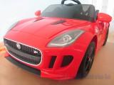 Xe ô tô điện trẻ em Jaguar 218 phiên bản mui trần thể thao đầy cá tính