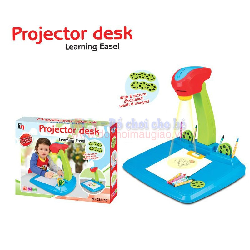 may chieu tap ve projector desk dochoimaugiaovn 8