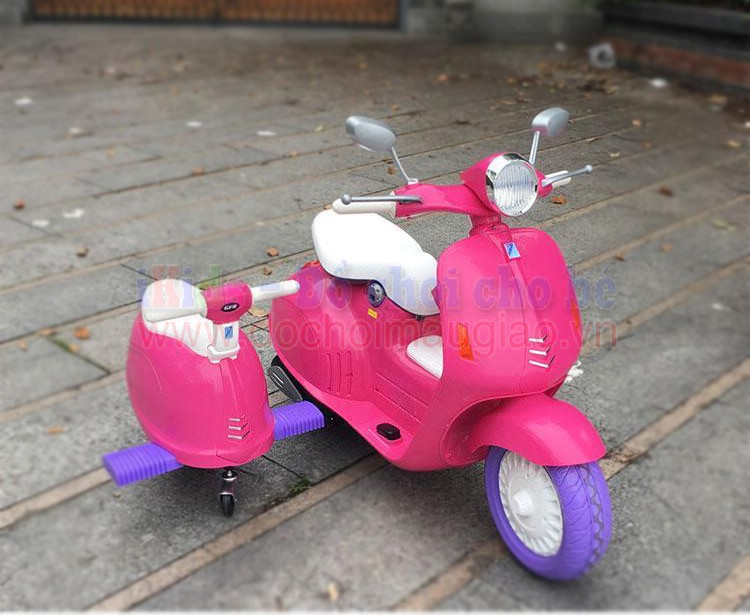 xe may dien vespa tre em cao cap yh8820 dochoimaugiao vn 1